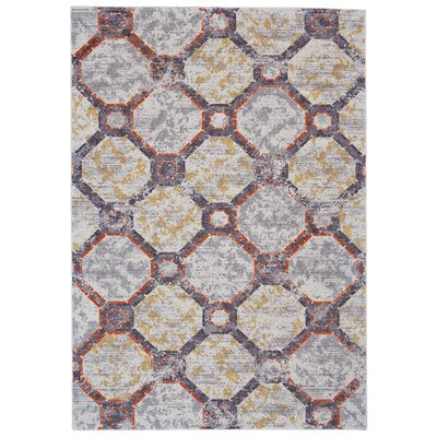 North Port Area Rug Rug Size: 5 x 8