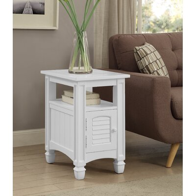 Kathleen End Table With Storage