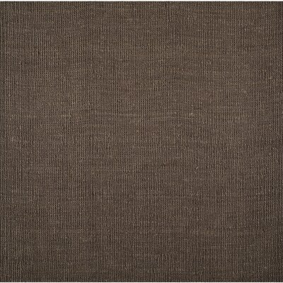 Glenhaven Brown Area Rug Rug Size: Square 8'