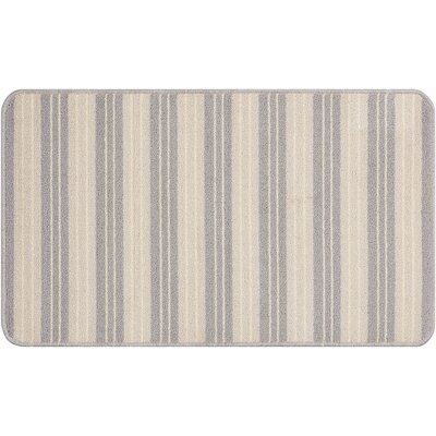 Naples Hand-Tufted Beige/Gray Area Rug