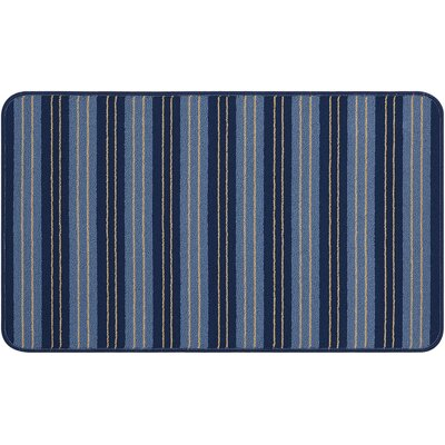 Naples Hand-Tufted Navy Area Rug