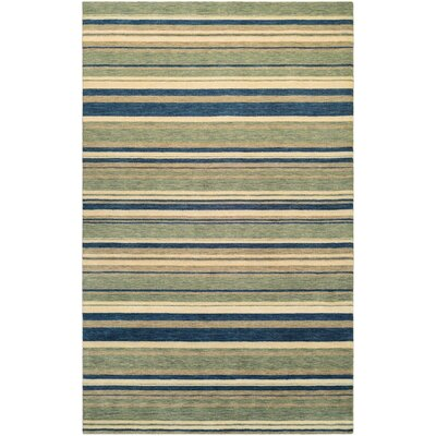 Breakwater Bay Russell Green Area Rug