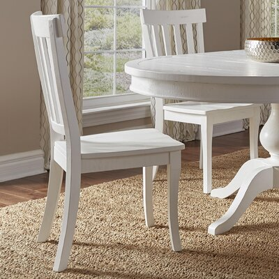 Flanders Slat Back Dining Chair (Set of 2)