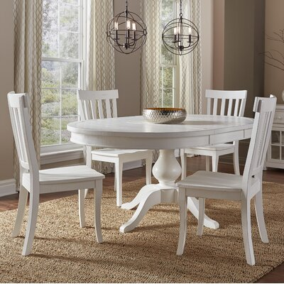 Zeinab 5 Piece Dining Set