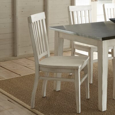 Saint-Pierre Solid Wood Dining Chair (Set of 2)