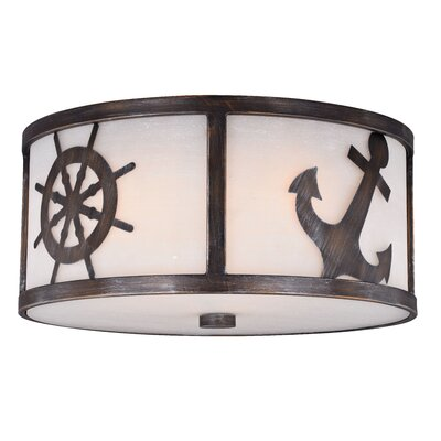 Hagley 3-Light Flush Mount