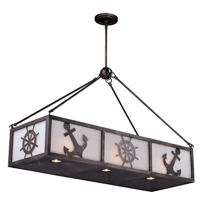 Hagley 13-Light Kitchen Island Pendant
