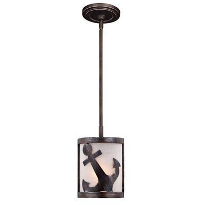 Hagley 1-Light Mini Pendant