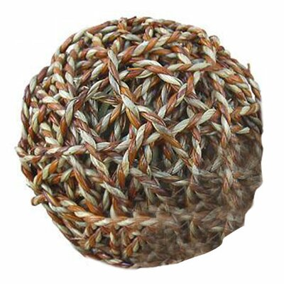 Decorative Rope Ball (Set of 2)