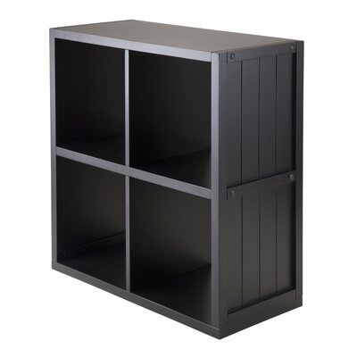Natick Cube Unit Bookcase Breakwater Bay