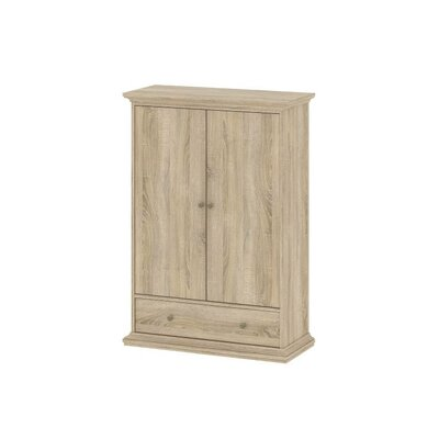 Breckenridge Armoire Color: Oak Structure