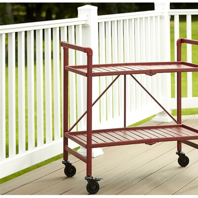 Allie Serving Cart