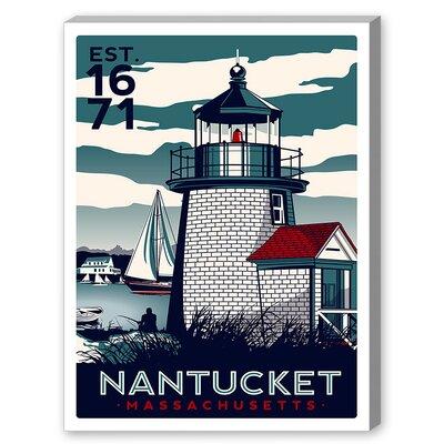 Nantucket II Vintage Advertisement