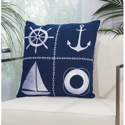 Burnsville Outdoor Acrylic Throw Pillow