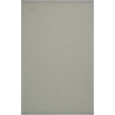 Seacor Gray Indoor/Outdoor Area Rug Rug Size: Rectangle 8 x 10