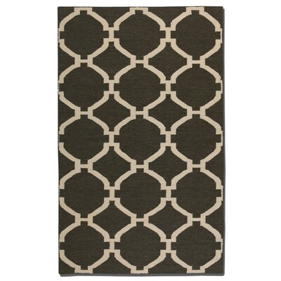 Larchwood Charcoal/Natural Area Rug