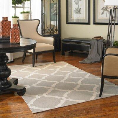 Larchwood Gray Area Rug Rug Size: 8 x 10