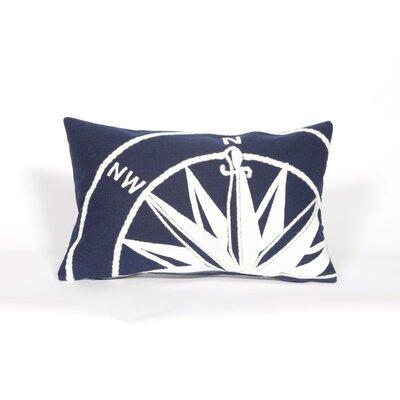 Hartford Compass Lumbar Pillow
