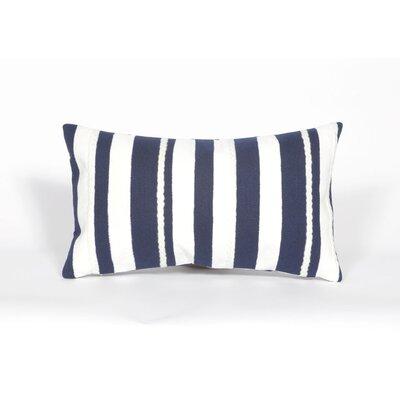 Hartford Marina Stripe Lumbar Pillow