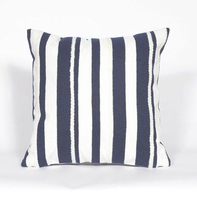 Hartford Marina Stripe Throw Pillow
