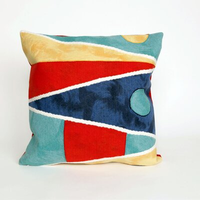 Hartford Flags Throw Pillow