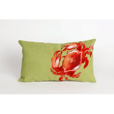 Hartford Crab Lumbar Pillow