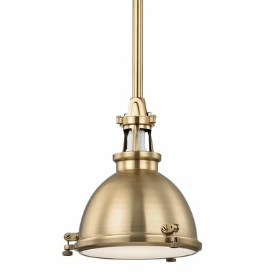 Pullman 1-Light Mini Pendant