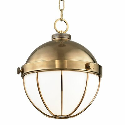 Greenevers 1-Light Mini Pendant