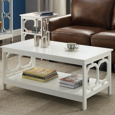 Ardenvor Coffee Table Finish: White