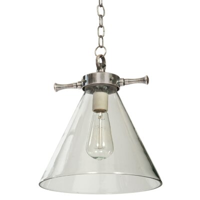 Seacroft 1-Light Mini Pendant