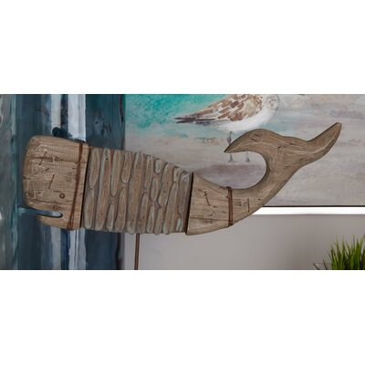 Suffield Whale Stand Figurine