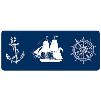 Jacksonville Nautical Doormat