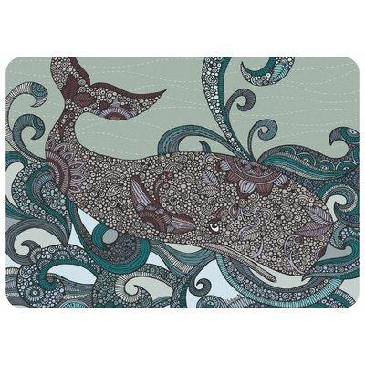 Jacksonville Whale Mat