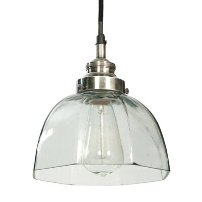 Cardville 1-Light Mini Pendant