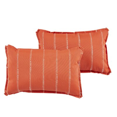 Balentine Water-Resistant Indoor/Outdoor Lumbar Pillow