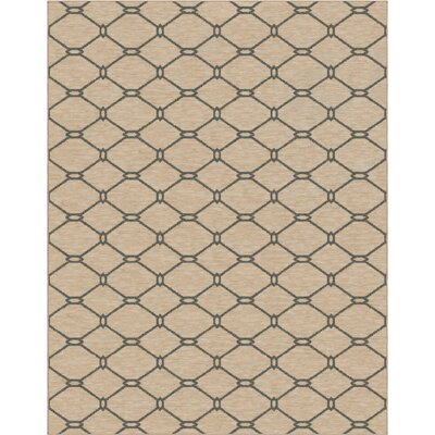 Glenva Beige/Gray Area Rug Rug Size: 710 x 10
