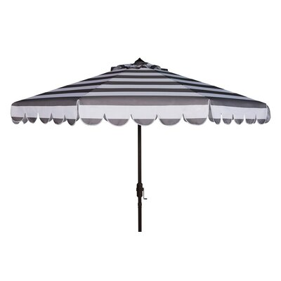 8 Lambeth Crank Drape Umbrella