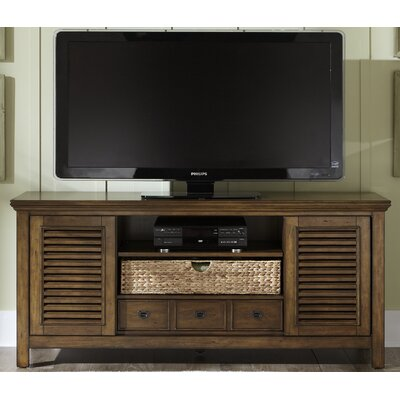 Landenberg 68 TV Stand Color: Tobacco