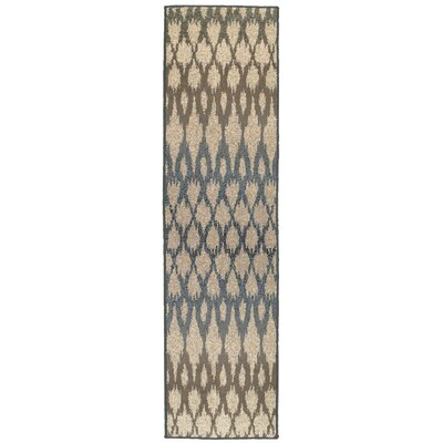 Centreville Ivory Area Rug Rug Size: 67 x 93