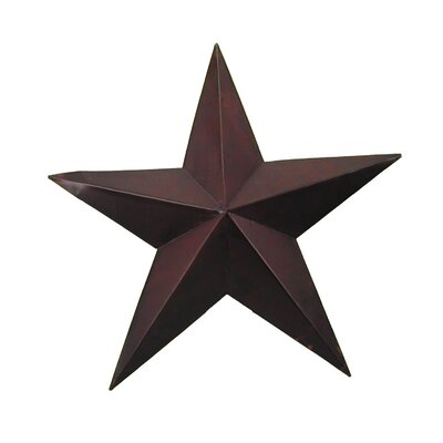 Barn Stars Wall Décor Color: Rustic