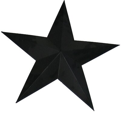 Barn Stars Wall Décor Color: Antique Black
