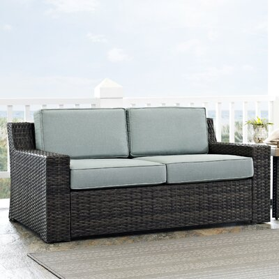 Cavisson Loveseat with Cushions