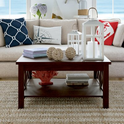 Enfield Coffee Table with Storage