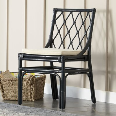 Litchfield Side Chair Finish: Navy