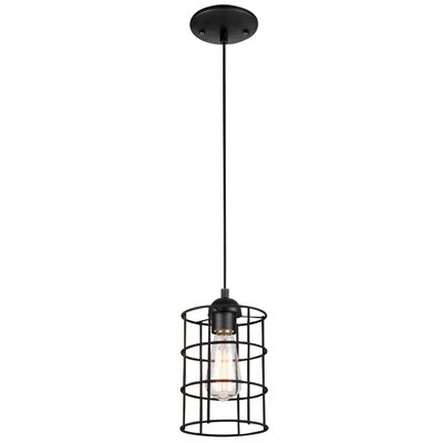 Barrons 1-Light Foyer Pendant