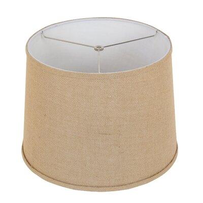 15 Drum Lamp Shade Color: Khaki