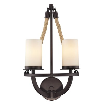Abercrombie 2-Light Wall Sconce