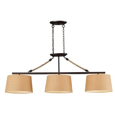 Ballantine 3-Light Pool Table Light