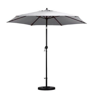 Medulla 9 Market Umbrella Fabric: Taupe