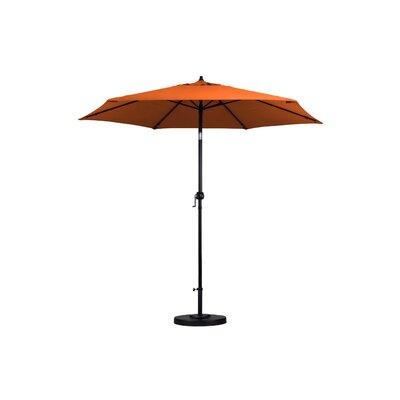 Medulla 9 Market Umbrella Fabric: Tuscan